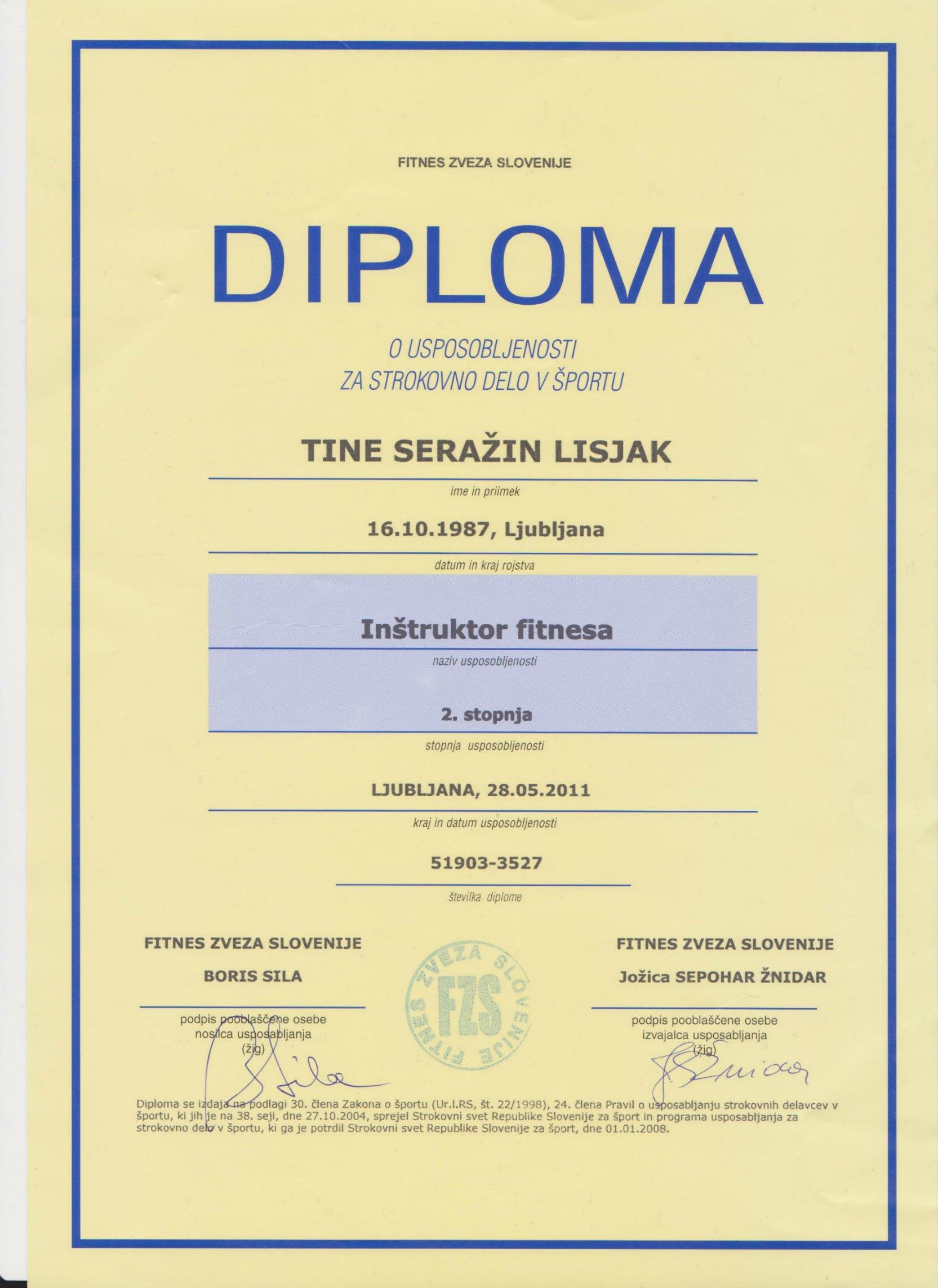 Diploma-FZS