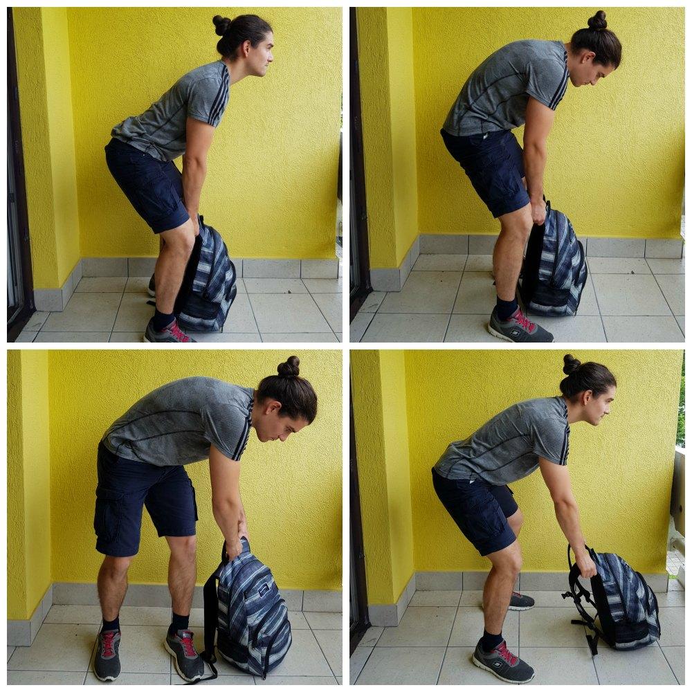 Kako zmanjšati bolečine v hrbtu