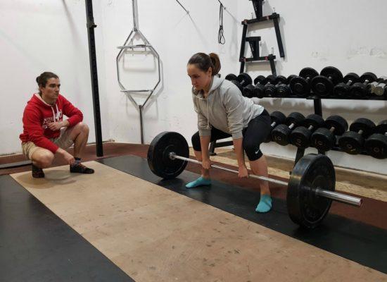 Treniraj gibalne vzorce