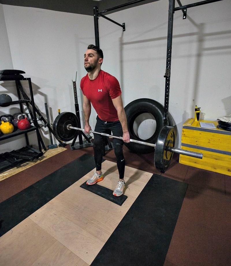 Sistematičen trening moči
