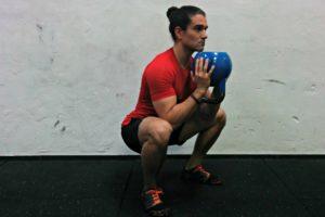 Kako sestaviti trening za razvoj moči