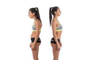 Popravljanje telesne drže