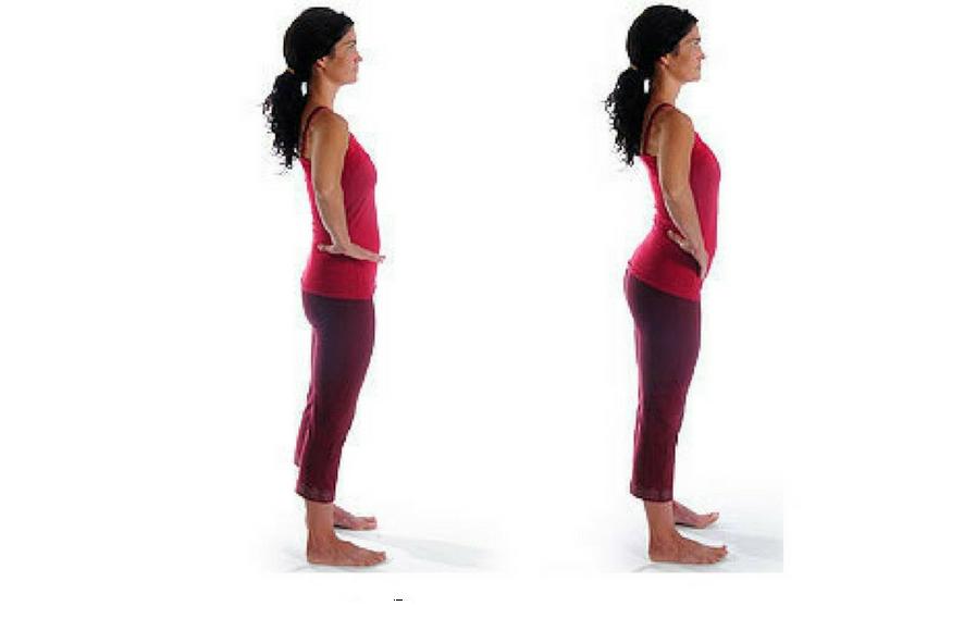 Popravi telesno držo – medenica